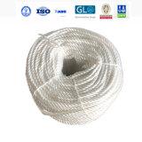 12 Polyester deckte des Strang-UHMWPE Offshoreseil/Nylon/PP /Polyester ab, das Seil verankert