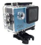 30 metros bajo el agua 4k impermeable cámara del deporte