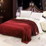Роскошный реверсивный шерпа бросать полярных флис одеяло для домашней коллекции