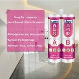 Qualitäts-doppelte Gefäß-chemische Produkt-Dekoration-keramische dichtungsmasse