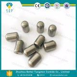 Dígitos binarios de botones de la perforación de carburo de tungsteno Yk25