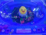 Lotterie-Säulengang-Spiel-Miniregenbogen-Paradies-Spielzeug-Verkaufäutomaten