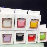 Fall-Silikon-Schlag-Beweis-Schutzkappe-Fall für Kopfhörer Apple-Airpods