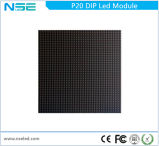 P8 P16 P20 P25 Outdoor couleur unique Module LED DIP