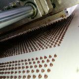ステンレス鋼のチョコレートチップスライン