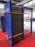 Gran diferencia de la placa de flujo libre del intercambiador de calor Gea
