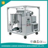 Planta de dos etapas de la purificación de petróleo del transformador del vacío de la eficacia alta de la serie de Zja