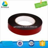 Alta cinta de la espuma del PE de la cinta adhesiva de la tarjeta de la espuma de la adherencia (BY2010)