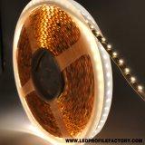 12 FT de luz branca morna da fita do diodo emissor de luz, 110 volts tira da luz do diodo emissor de luz de 120 volts, fita do diodo emissor de luz 12V