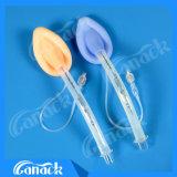 Ce & ISO masque jetable approuvé joint silicone du larynx avec haute qualité dans les voies aériennes