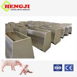 Автоматическая система откорма свиней свиньи транспортера
