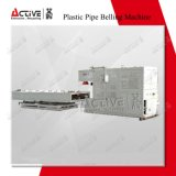 Máquina plástica hidráulica de Belling del tubo del PVC de la refrigeración por agua