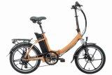 Peso ligero eléctrico aprobado Ce bicicleta plegable (FR-TDN02Z)
