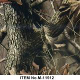 No. reale del reticolo di Camo dell'albero di vendita del Tcs dell'acqua di trasferimento della pellicola calda di stampa: M-11512X