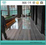 Sandblasted/afiado/lustrou/mármore de prata dourado/bege do rio para a parede/revestimento/escadas