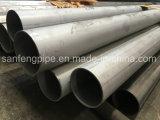 Tubo redondo inoxidable/tubo laminados en caliente soldados ASTM del acero 304L con las existencias
