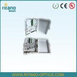 1*16 SC de fibra óptica FTTH Caja de distribución de la Terminal
