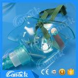 Mascherina a gettare Venturi dell'ossigeno del Ce di iso del PVC del grado medico