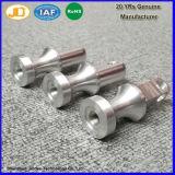 5 pezzi meccanici metallo precisi di CNC dei pezzi meccanici di CNC Alumium di asse