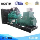 Leiser oder geöffneter Diesel Genset der Art-1000kVA Cummins Engine