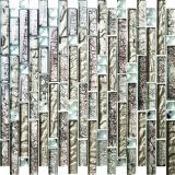 Стеклянная кристаллический мозаика материала украшения конструкции мозаики