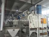 La chaleur d'équipement de base et la machine fraîche de mélangeur de la chaîne de production d'étage de PVC