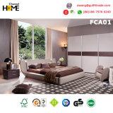 Het Elegante Moderne Bed Van uitstekende kwaliteit van verschillende media voor Slaapkamer (FCA01)