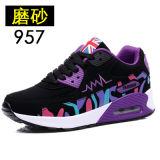 China-maximaler Marken-laufender Großhandelssport-athletische Luftpolster-Frauen-Schuhe