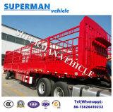 13m de jogo do transporte de carga granel semi reboque da China