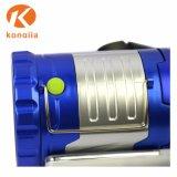 LED leve e dobrável fácil portátil Piscina Camping lanterna LED para caminhadas
