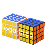 Fördernde preiswerte 3D pädagogische Spiel-magisches Würfel-Puzzlespiel des Puzzlespiel-4X4
