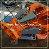 Charge en acier de rebut et d'ordures d'électro encavateur hydraulique de peau d'orange de moteur