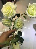 가정 결혼식 장식적인 로즈 화환을%s 인공 꽃