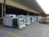 El equipaje del aeropuerto de la máquina de rayos X Escáner generador de carga con dos