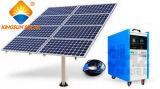 Maison chaude 1kw de système d'alimentation solaire de hors fonction-Réseau de vente