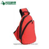 Sport-Arbeitsweg-leichter Schulter-Riemen-Beutel Crossbody Rucksack für das Wandern