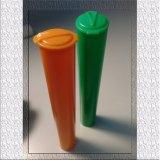 Tubos de contêiner comum de plástico 98mm