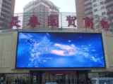Outdoor P10 Wall-Mounted Full Color LED Video Wall