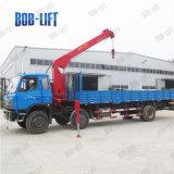 工場は直接小型クレーンによって使用される小型トラッククレーンを販売する