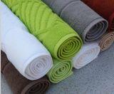 Baño promocional 100% del hotel/casero/del cuarto de baño/del dormitorio del algodón/esteras/mantas/alfombras del suelo