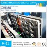 HDPE automatique de bille de corps creux de soufflage d'extrusion en plastique de machine