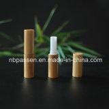 Bambú contenedor vacío barra de labios