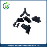 CNC обрабатывающий повернув фрезерования алюминия из углеродистой стали формирование штампованный алюминий черного цвета с покрытием из анодированного алюминия оксид промышленных компонентов