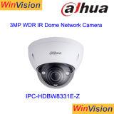 Dahua IpcHdbw8331e Z IR Poeのドーム3MP IPの機密保護CCTVのカメラ