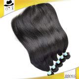 Prolonge 100% brésilienne de cheveu de Remy de Vierge