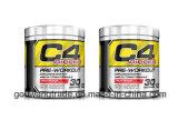 Pre-Entrenamiento C4 para aumentar la aptitud del músculo, hombres realzados