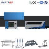 3 Meter Länge CNC-Metallblatt-Laser-Ausschnitt-Maschinen-