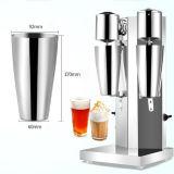 Batido de acero de acero de la máquina/de leche de la sacudida que hace la coctelera de la máquina/de leche