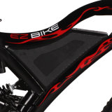 2018 populares grasa 7 Speed Fire E-Bike con guardabarros