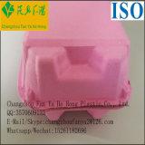 A caixa do ovo de recicl a polpa moldada papel Shockproof